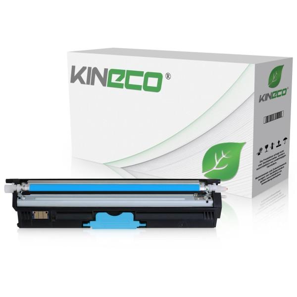 Toner kompatibel zu Konica 1600 A0V30HH XL Cyan
