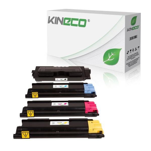 4 Toner kompatibel zu Kyocera TK-580 XL