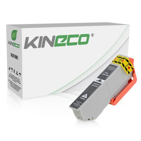 Tintenpatrone kompatibel zu Epson Stylus XP530 33XL C13T33614010 XL Photo Schwarz