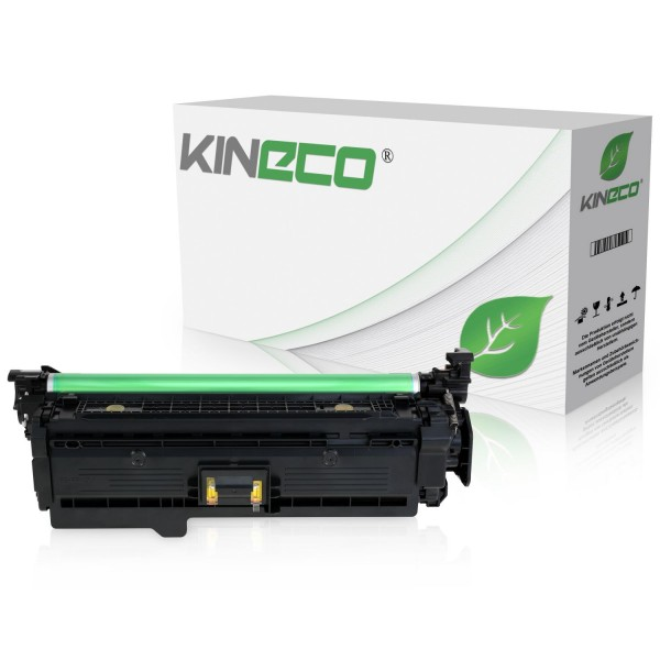 Toner kompatibel zu HP 507A CE402A XL Yellow