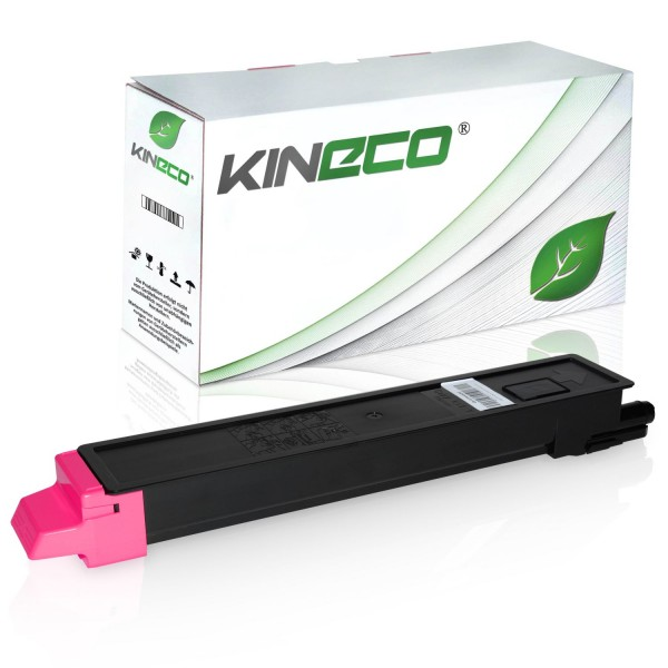 Toner kompatibel zu Utax CDC5520 652511014 XL Magenta