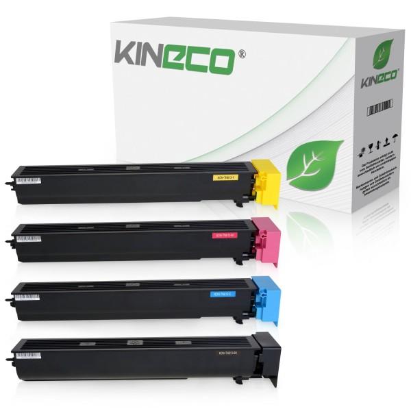 4 Toner kompatibel zu Konica TN613 XL