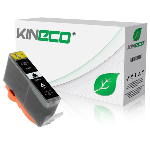 Tintenpatrone kompatibel zu HP 364 CB316EE XL Schwarz