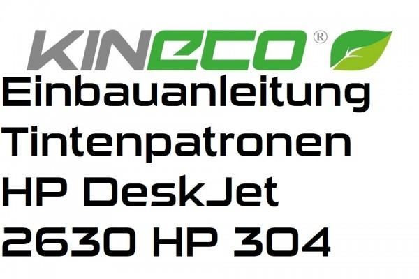 Einbauanleitung-Tintenpatronen-HP-DeskJet-2630-HP-304