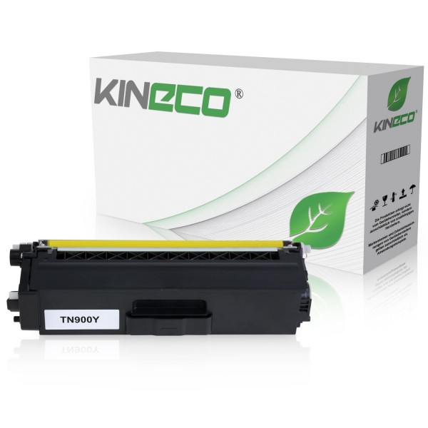 Toner kompatibel zu Brother TN-900Y XL Yellow