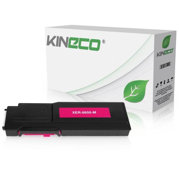 Toner kompatibel zu Xerox Phaser 6600 106R02230 XL Magenta