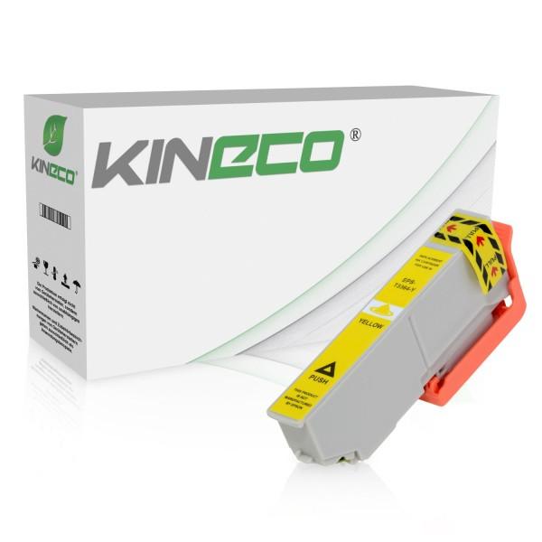 Tintenpatrone kompatibel zu Epson Stylus XP530 33XL C13T33644010 XL Yellow