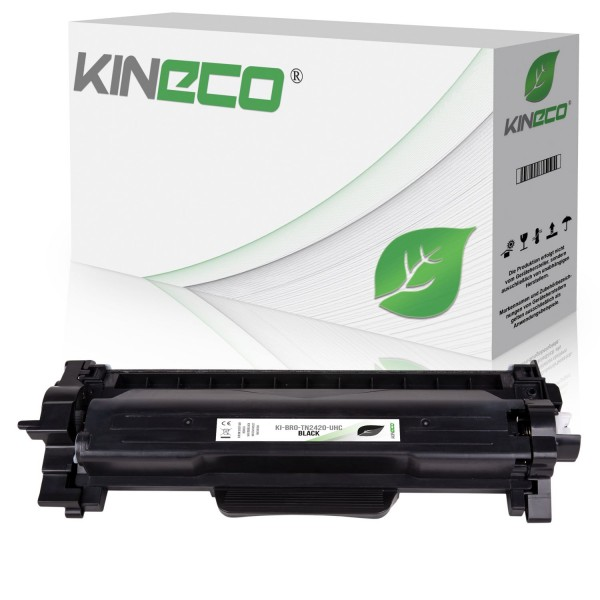 Toner kompatibel zu Brother TN-2420 XXL Schwarz