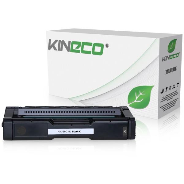 Toner kompatibel zu Ricoh SPC-231 SPC-310 XL TYPESPC310HE 406479 XXL Schwarz
