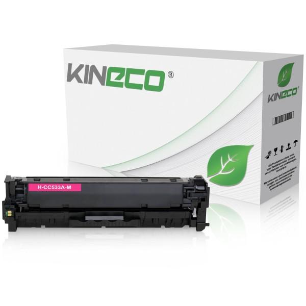Toner kompatibel zu HP 304A CC533A XL Magenta