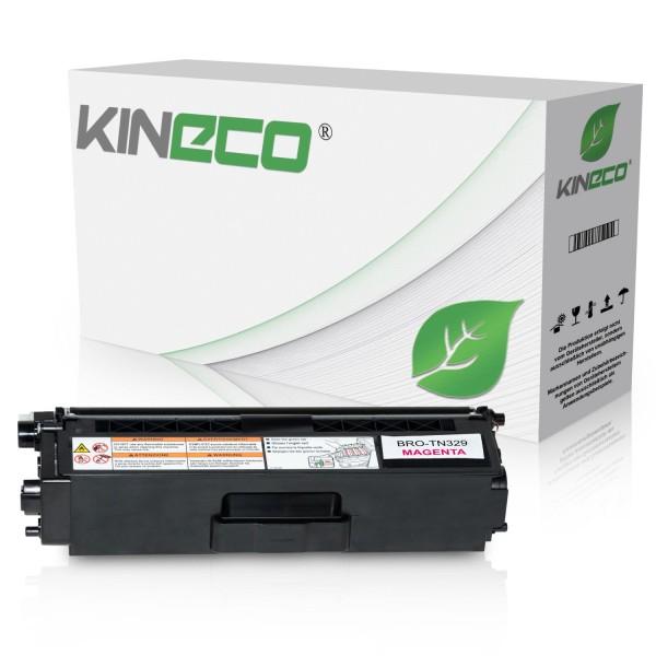 Toner kompatibel zu Brother TN-329M XL Magenta