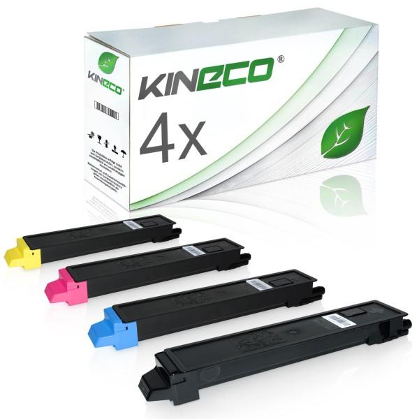 4 Toner kompatibel zu Utax CDC5520 XL
