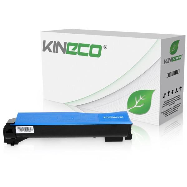 Toner kompatibel zu Kyocera TK-540C 1T02HLCEU0 XXL Cyan