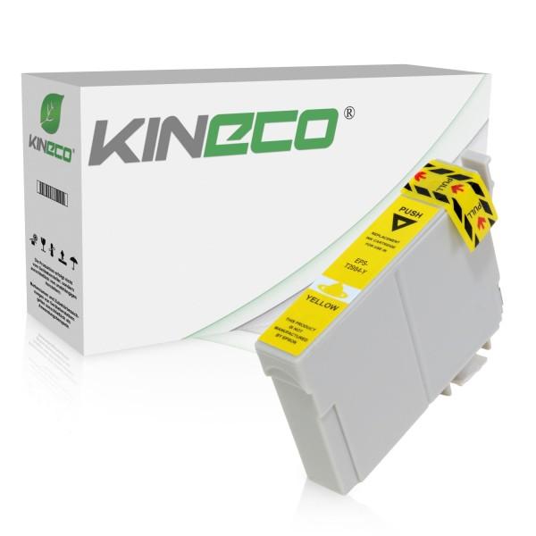 Tintenpatrone kompatibel zu Epson Stylus XP235 29 C13T29844010 XL Yellow
