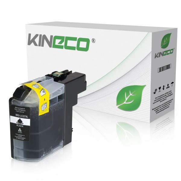 Tintenpatrone kompatibel zu Brother LC-227XLBK XL Schwarz