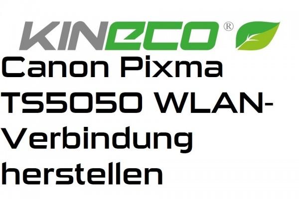 Canon-Pixma-TS5050-WLAN-Verbindung-herstellen