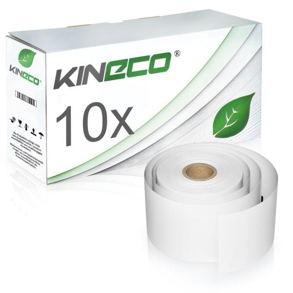 10x Etiketten kompatibel zu Dymo S0929110, 62mm x 106mm