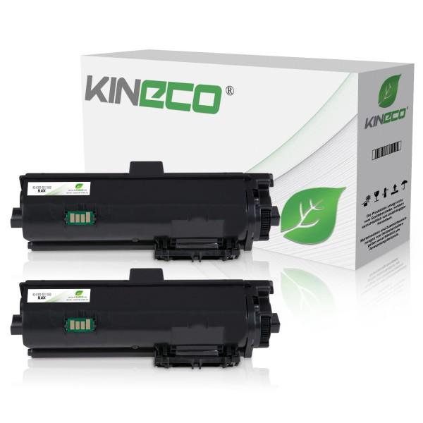 2 Toner kompatibel zu Kyocera TK-1150 1T02RV0NL0 HC Schwarz