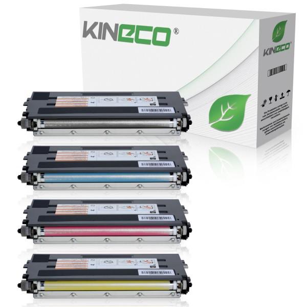 4 Toner kompatibel zu Lexmark C500 XL