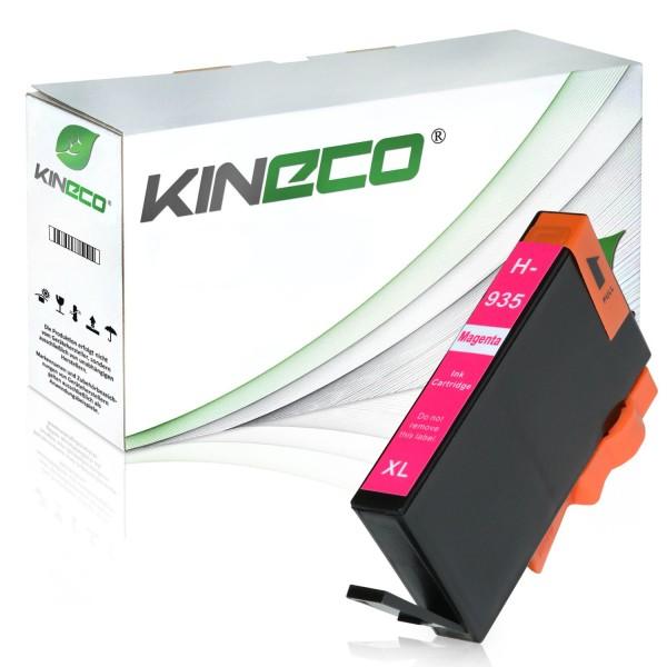Tintenpatrone kompatibel zu HP 935XL C2P25AE XL Magenta