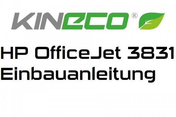 HP-OfficeJet-3831-Einbauanleitung