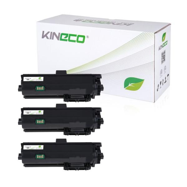 3 Toner kompatibel zu Kyocera TK-1150 1T02RV0NL0 XL Schwarz