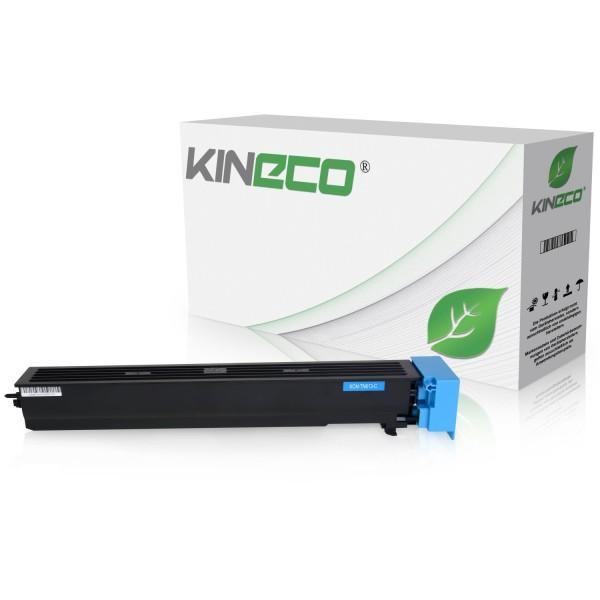 Toner kompatibel zu Konica TN-613C A0TM450 XL Cyan