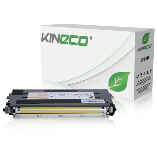 Toner kompatibel zu Lexmark C500 C500H2YG XL Yellow