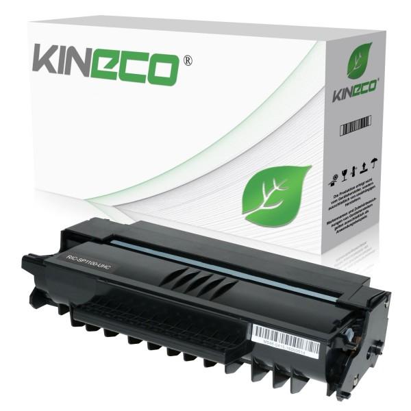 Toner kompatibel zu Ricoh Aficio SP 1100 XL TYPESP1100 406572 XXL Schwarz
