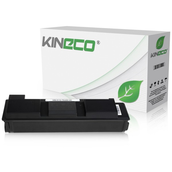 Toner kompatibel zu Kyocera TK-450 1T02J50EU0 XL Schwarz