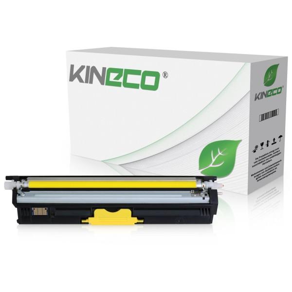 Toner kompatibel zu Konica 1600 A0V306H XL Yellow