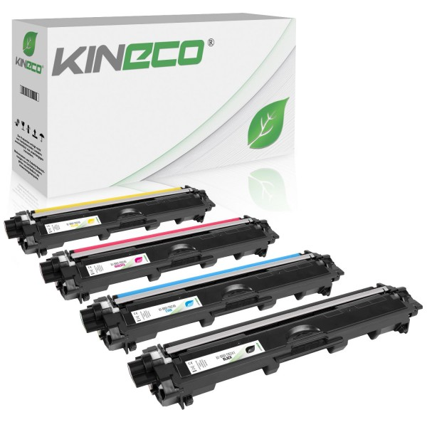 4 Toner kompatibel zu Brother TN-241 TN-245 XL