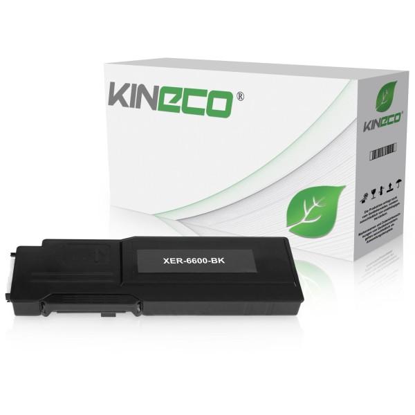 Toner kompatibel zu Xerox Phaser 6600 106R02232 XL Schwarz