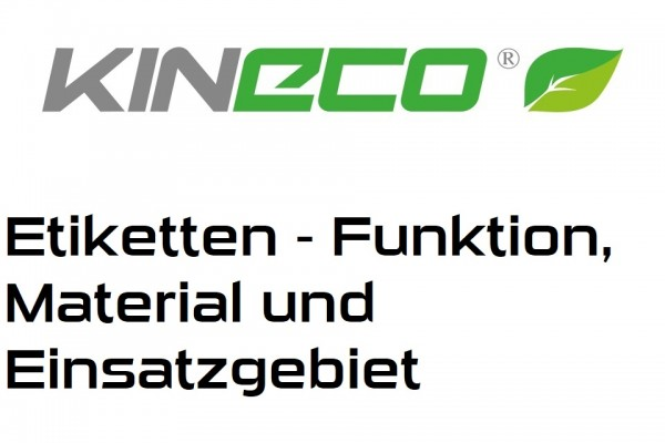 Kineco-Etiketten-Blog