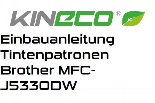 Einbauanleitung-Drucker-Brother-MFC-J5330DW