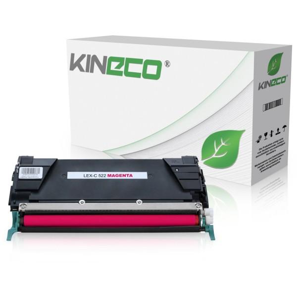 Toner kompatibel zu Lexmark C520 C522 C530 C5222MS XL Magenta