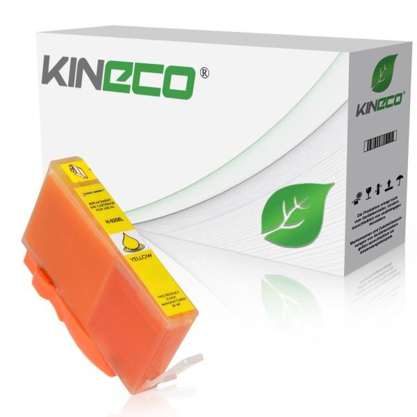Tintenpatrone kompatibel zu HP 920XL CD974AE XL Yellow