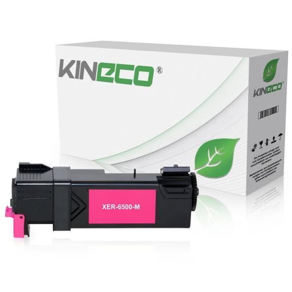 Toner kompatibel zu Xerox Phaser 6500 106R01595 XL Magenta