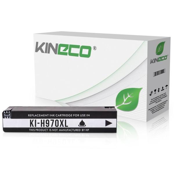 Tintenpatrone kompatibel zu HP 970XL CN625AE XL Schwarz