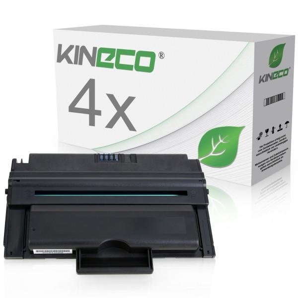 4 Toner kompatibel zu Dell 2335 HX756 593-10329 XL Schwarz