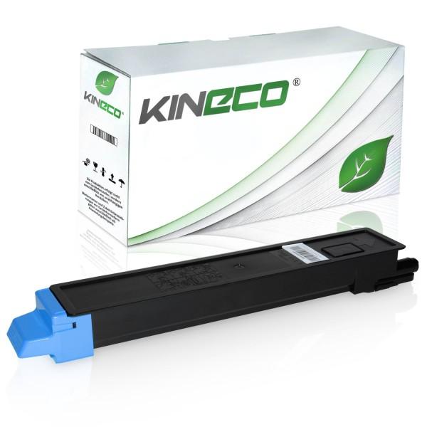 Toner kompatibel zu Utax CDC5520 652511011 XL Cyan