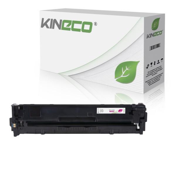 Toner kompatibel zu HP 410A CF413A XL Magenta