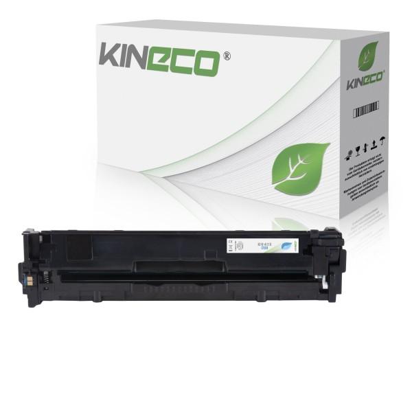 Toner kompatibel zu HP 401X CF411X XL Cyan