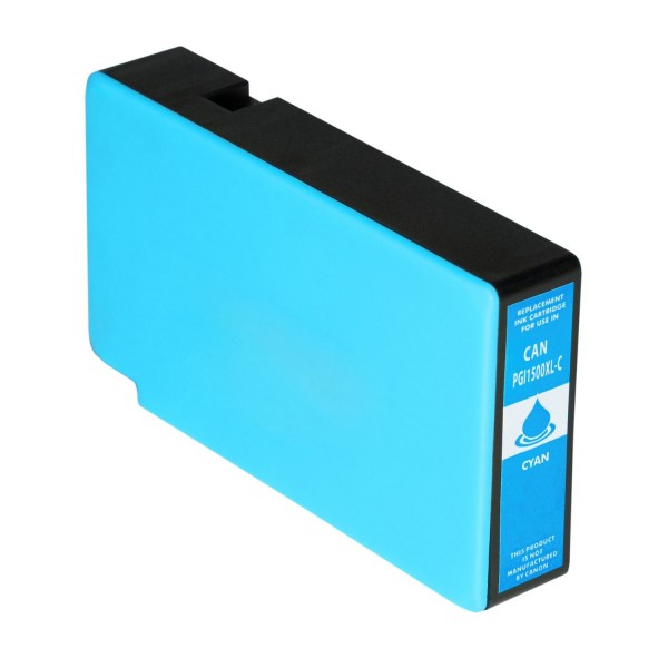 Tintenpatrone kompatibel zu Canon PGI-1500XLC 9193B001 XL Cyan