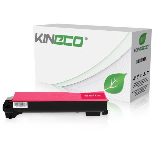 Toner kompatibel zu Kyocera TK-540M 1T02HLBEU0 UHC Magenta