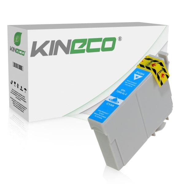 Tintenpatrone kompatibel zu Epson Stylus XP235 29XL C13T29924010 XL Cyan