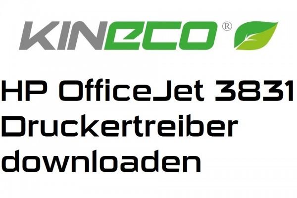 HP-OfficeJet-3831-Druckertreiber-downloaden