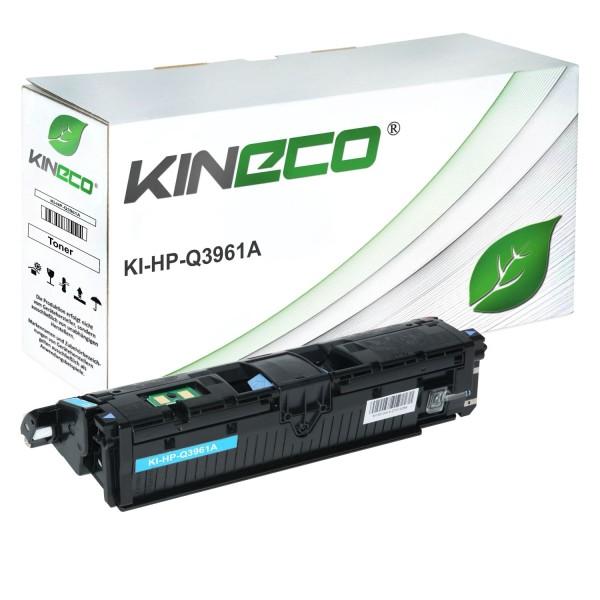 Toner kompatibel zu HP 122A Q3961A XL Cyan