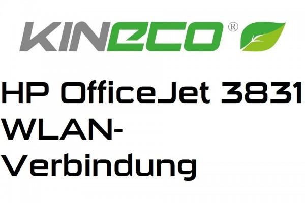 HP-OfficeJet-3831-WLAN-Verbindung