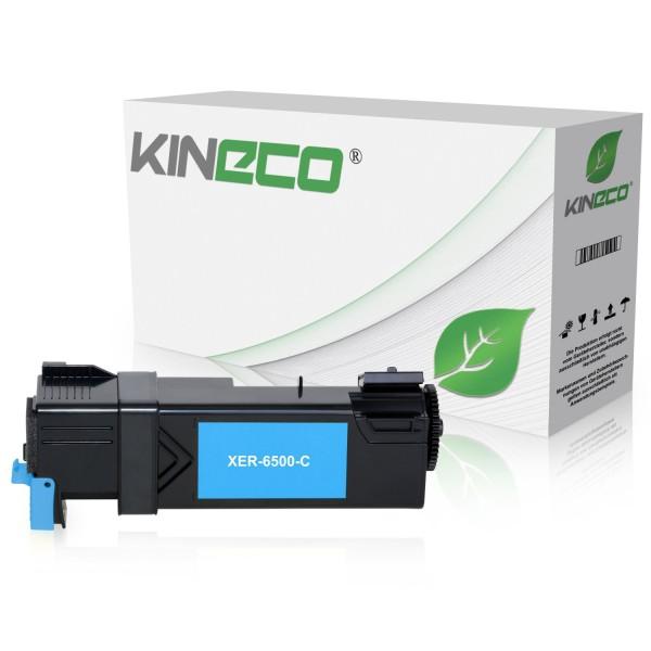 Toner kompatibel zu Xerox Phaser 6500 106R01594 XL Cyan
